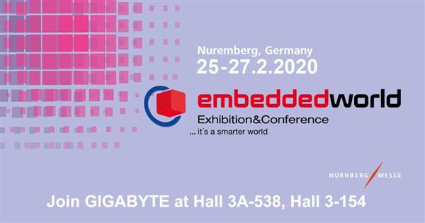 embedded world – the leading international fair for embedded systems