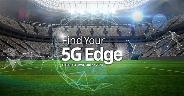 MWC Canceled, GIGABYTE Turns Its Exhibition Digital and Showcases Multi-access Edge Computing Infrastructure to Realize 5G Networks