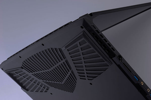 AERO Creator Laptop WINDFORCE Infinity Cooling